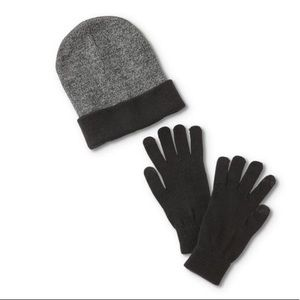 Simply Styled Men's Beanie & Gloves,new with tags